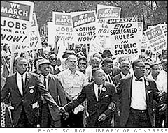 dr king march on wash aug 28 2013