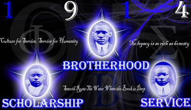 PHI BETA SIGMA FOUNDERS JAN 9 14