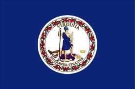 VIRGINIA STATE SYMBOL JAN 2 2014