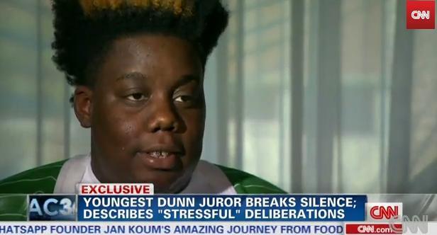 black juror