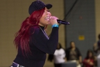 Alexis Spight Hits The Stage At Transformation Expo [VIDEO]