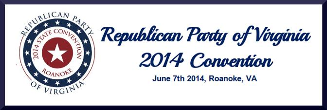 GOP CONVENTION JUNE 6 2014 COVER