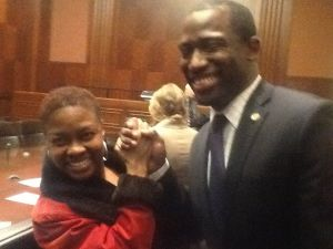 levar stoney and clo may 14 2014