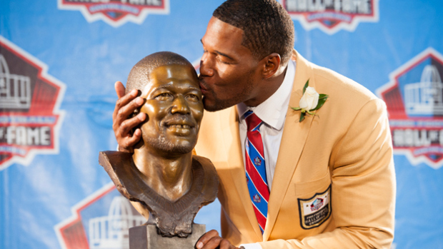 strahan hall of fame