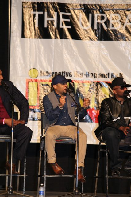 Smokie Norful Black Men Revealed Women's Empowerment 2014