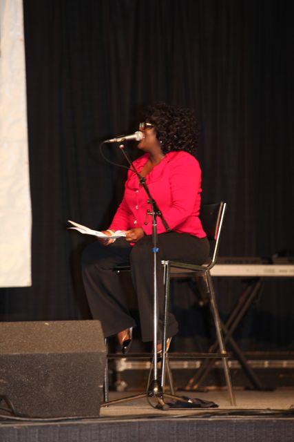 Sheryl Underwood Black Men Revealed Women's Empowerment 2014