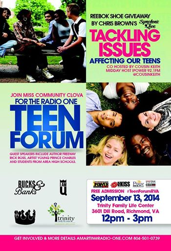 teen forum flyer sept 12 2014