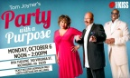 "Tom Joyner's ""Party With A Purpose"""