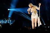Mariah Carey Performs Live During 2014 China Tour In Shanghai