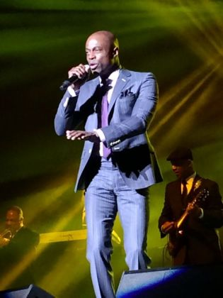 Kem and Renee concert in Richmond