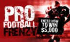 PLAY Football Frenzy & Win BIG!
