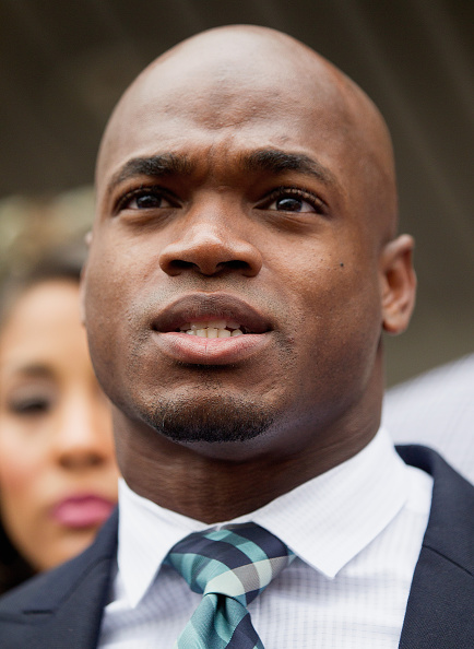 Adrian Peterson Hearing