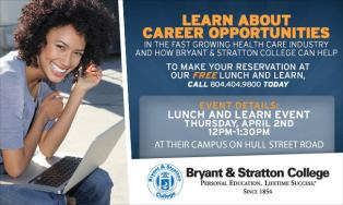 Bryant & Stratton_Lunch & Learn