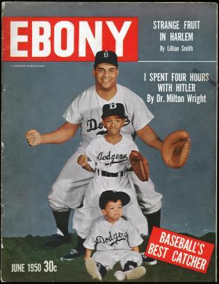 Roy Campanella Ebony Magazine