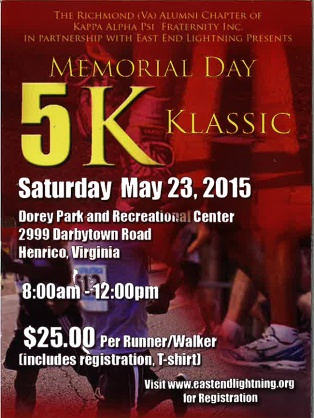 Memorial Day 5k Classic