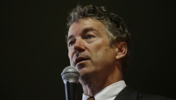 Sen. Rand Paul Meets Constituents In Kentucky