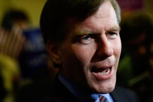 Virginia Gubernatorial Candidate Bob McDonnell Holds Women's Rally