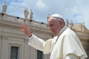 VATICAN-POPE-AUDIENCE