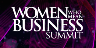 Womens Who Mean Business Summit