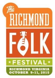 Richmond Folk Festival Logo