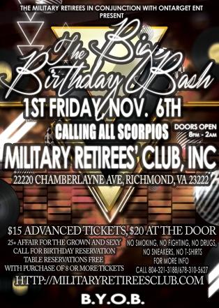 Military Retiree's Club