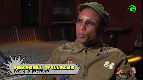 Pharrell, Dope,