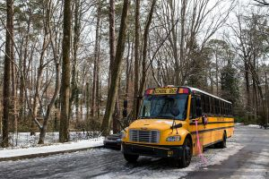 Rare Winter Storm In South Brings Ice And Snow To Region Unaccustomed To The Elements