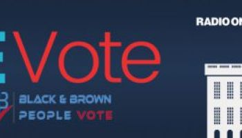 One Vote page header