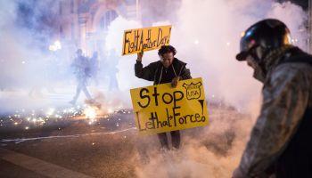 Freddie Gray Protestors