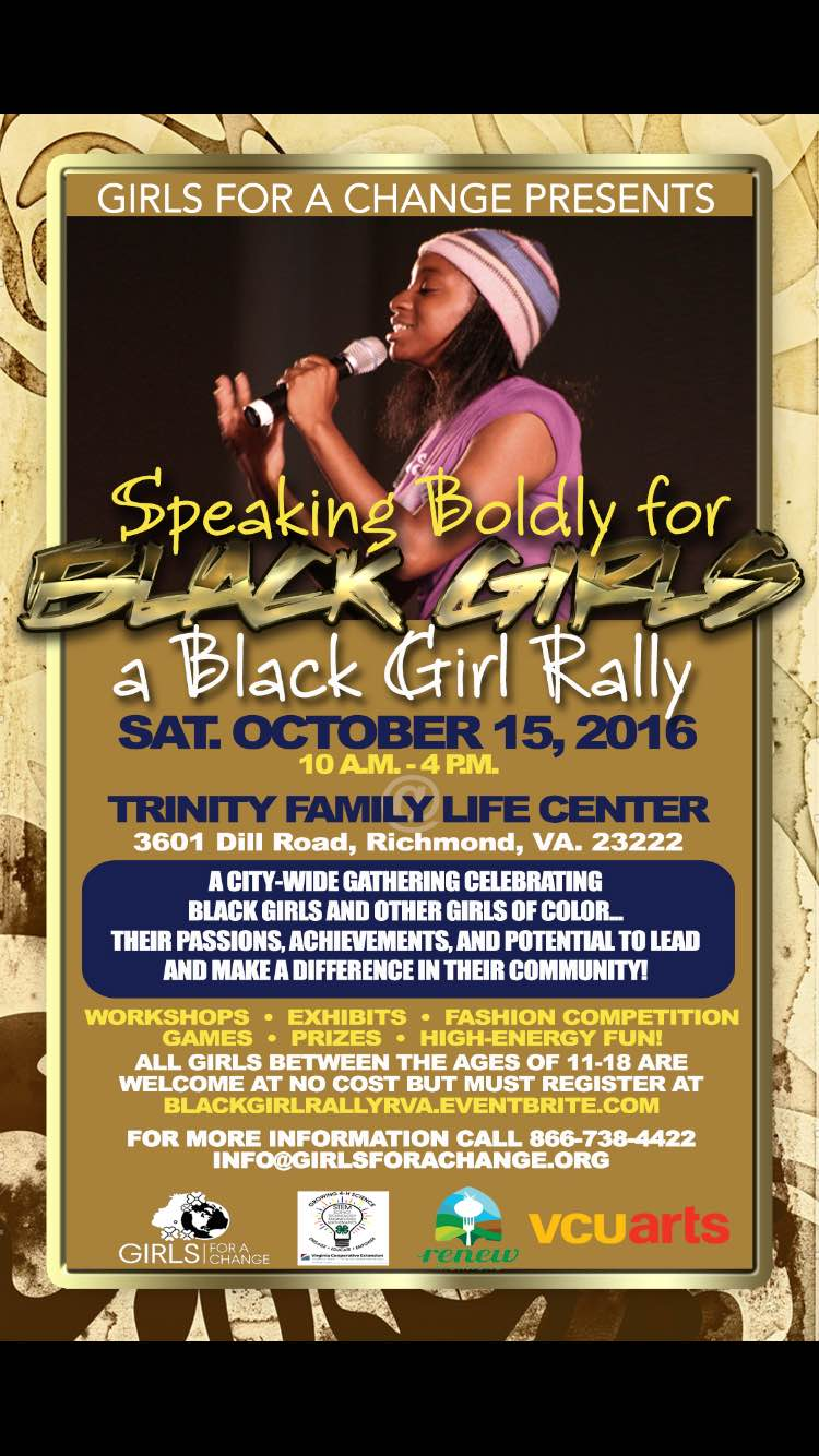 Black Girls Rally