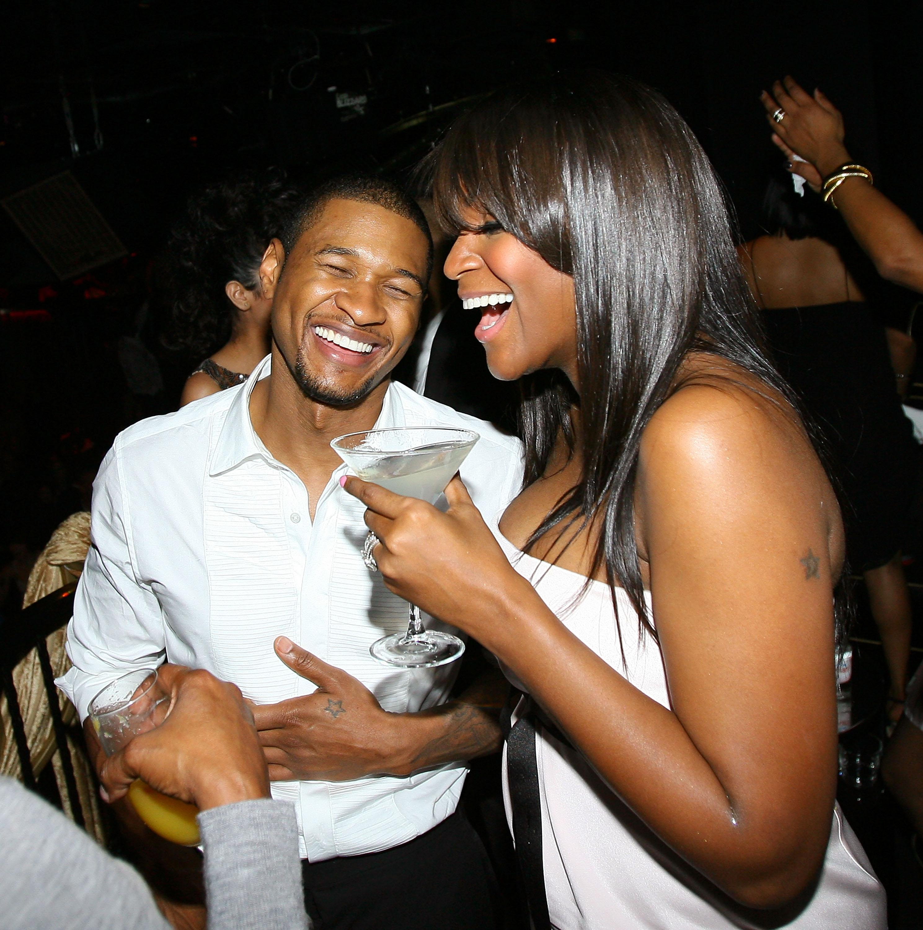New Year's Eve At The Bank Hosted By Usher