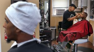 Billy's Barbershop Offers Haircuts, A Place Of Hope