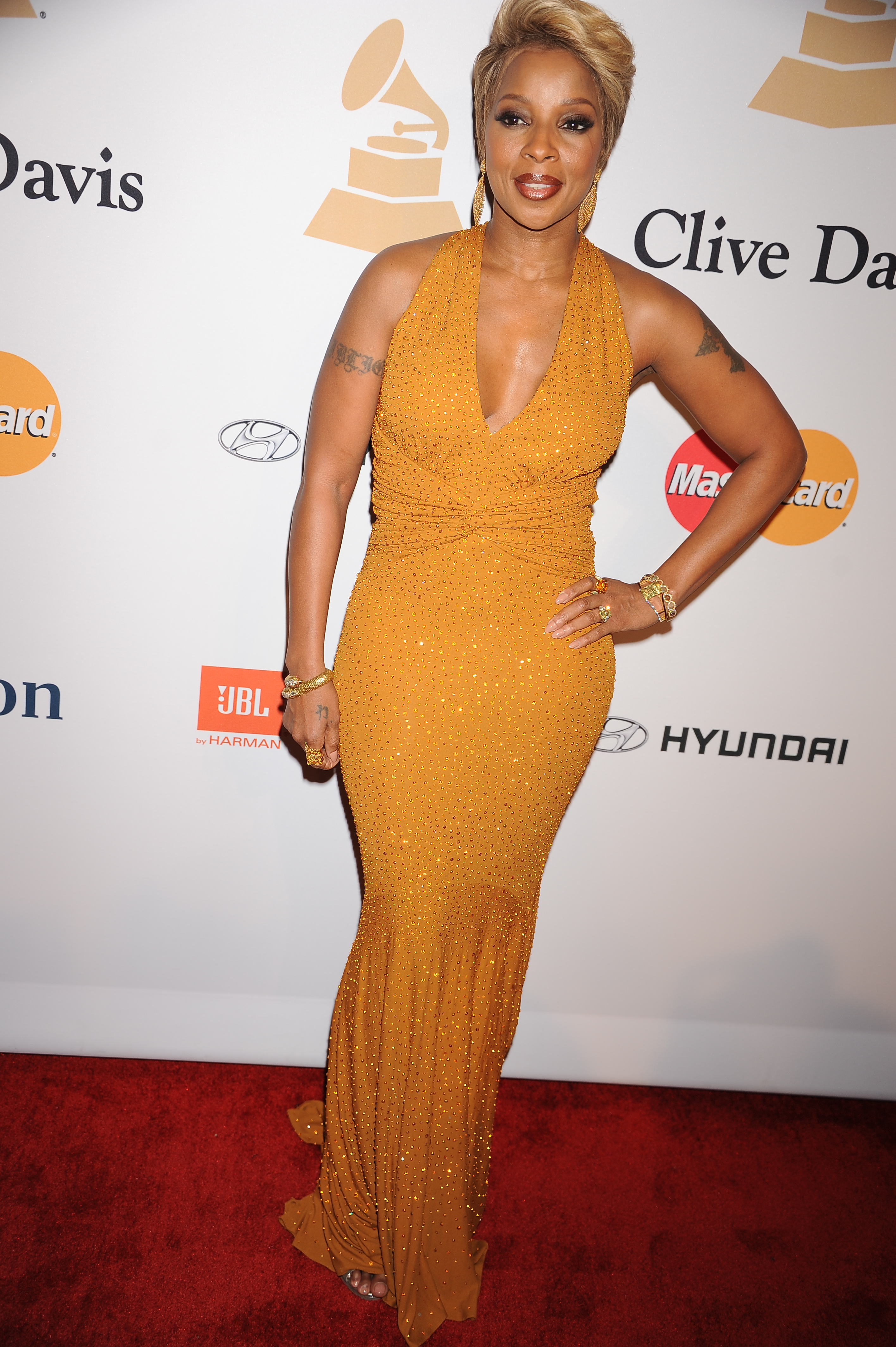 USA - Clive Davis Pre-GRAMMY Gala and Salute To Industry Icons honoring Martin Bandier.