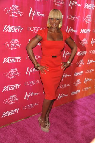 USA - Variety's 3rd Annual Power of Women Luncheon.