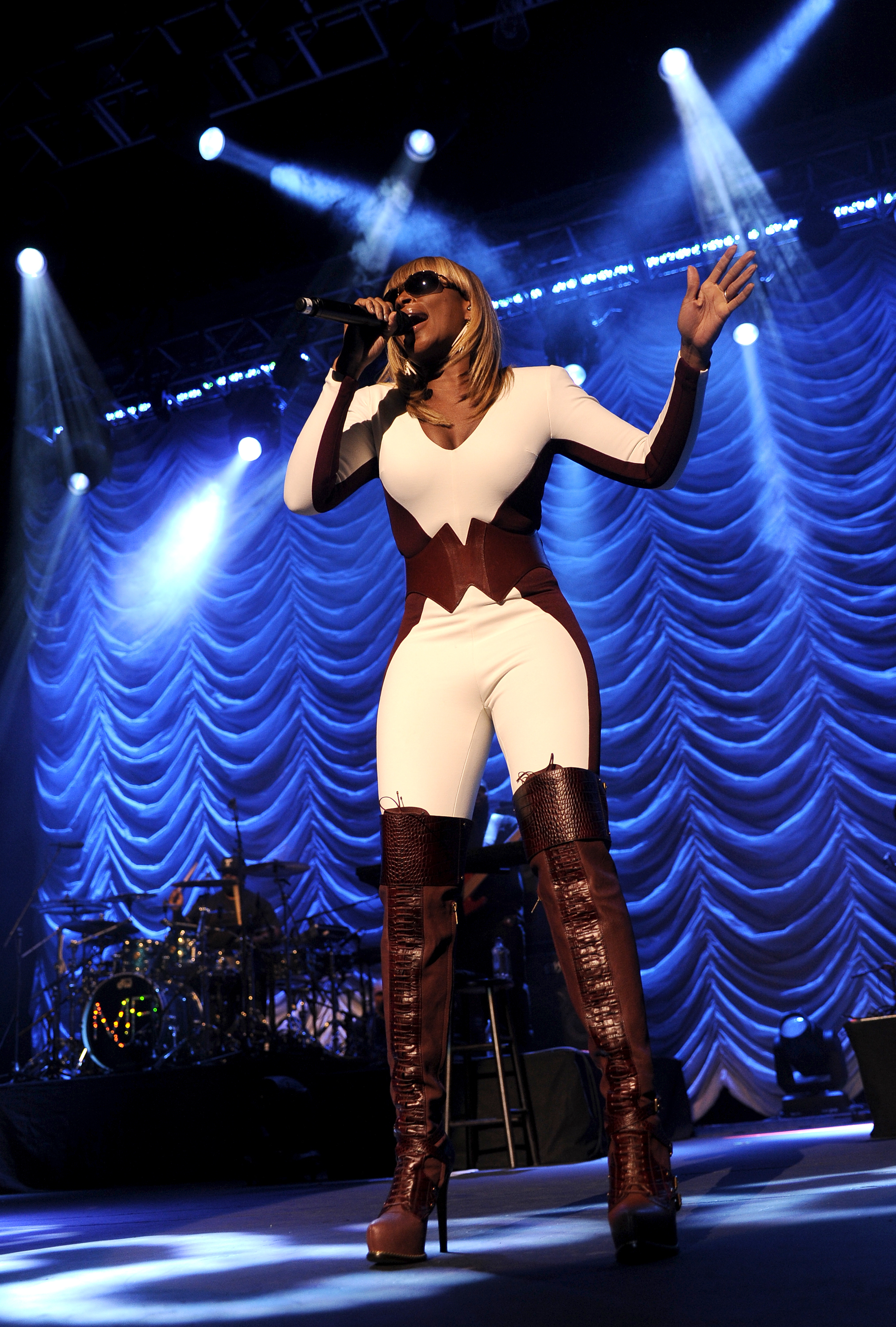 USA - Music - Mary J. Blige In Concert - Oakland CA