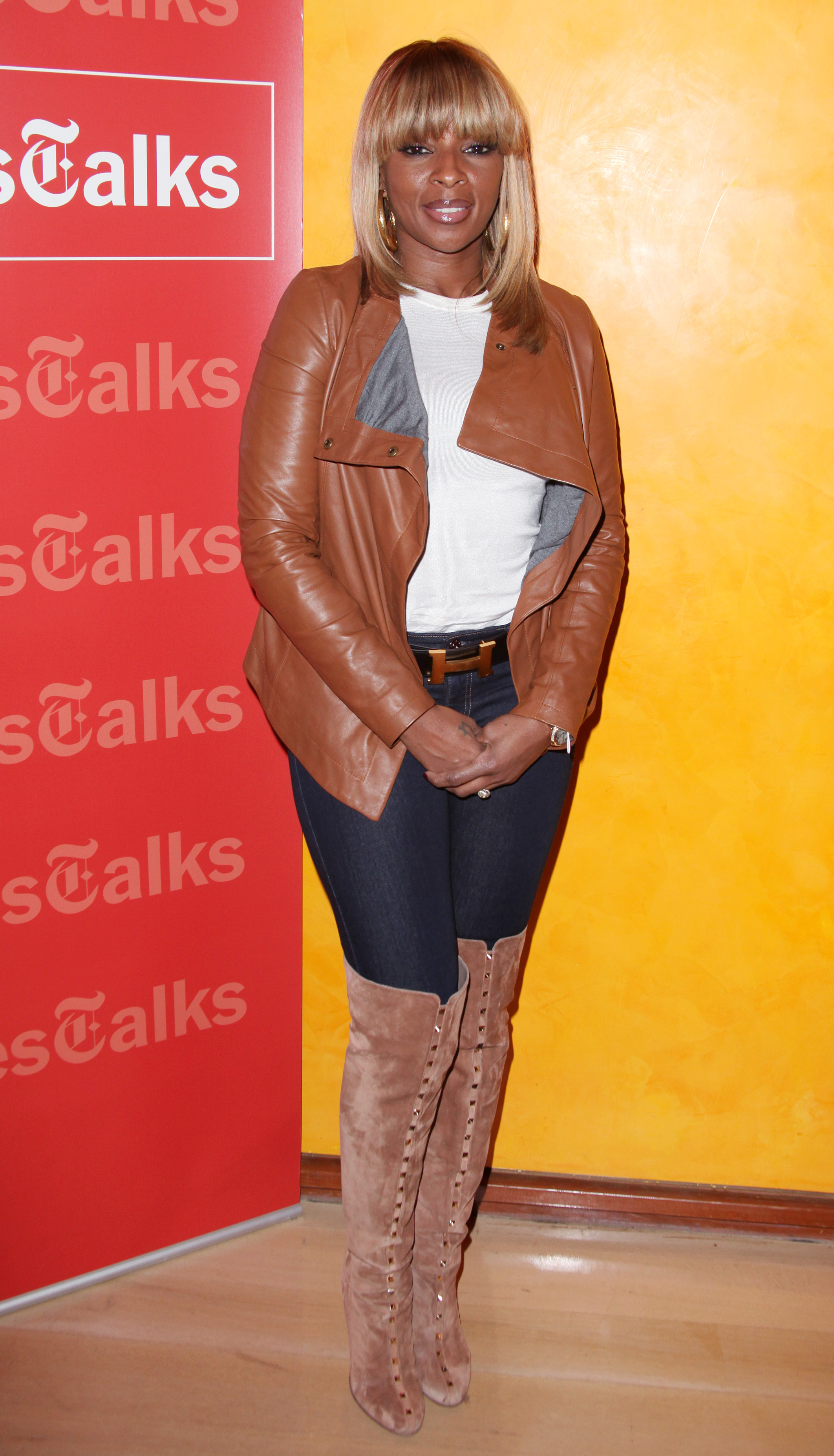 USA-Times Talks with Mary J. Blige
