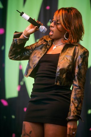 Mary J Blige 1998