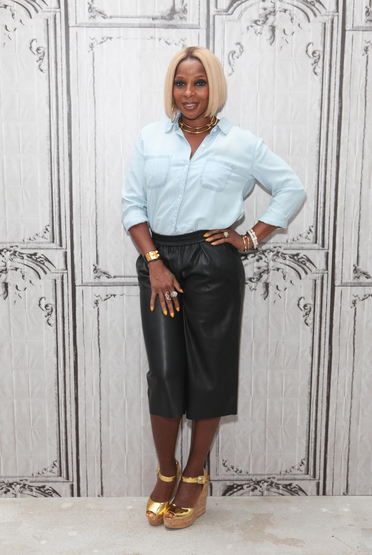 AOL BUILD Speaker Series: Mary J. Blige