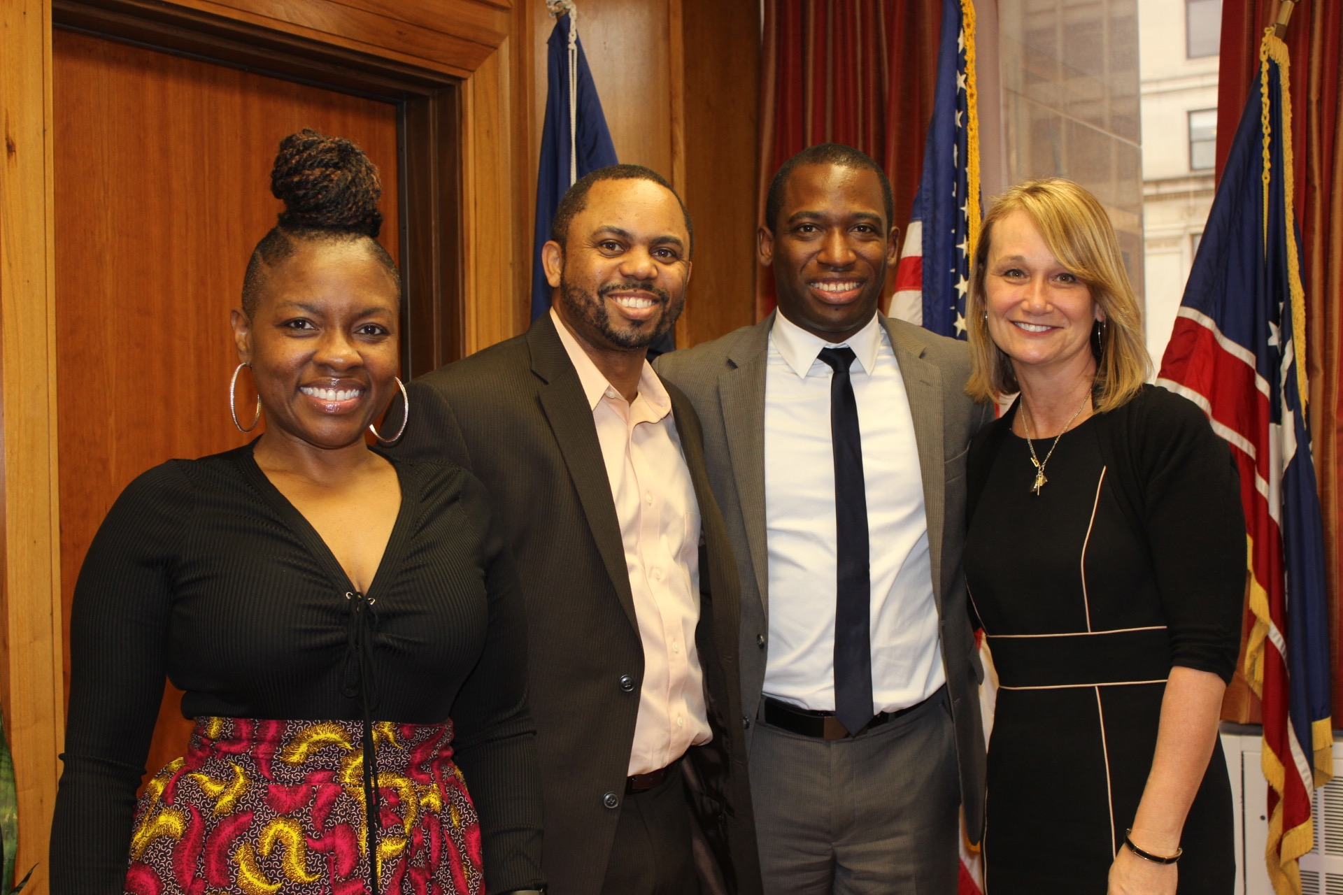 Interview with Mayor Levar Stoney