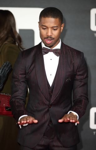 'Creed' - European Premiere - Red Carpet Arrivals