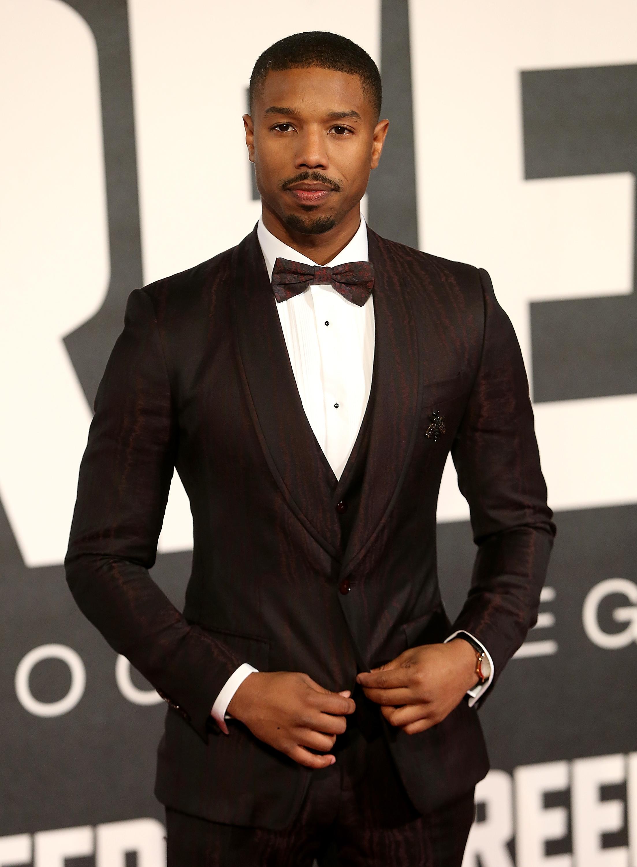 'Creed' - European Premiere - Red Carpet Arrivals