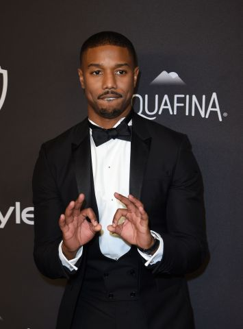 US-ENTERTAINMENT-FILM-GOLDEN GLOBE-AFTER PARY