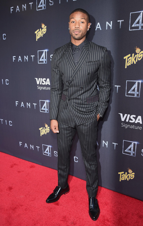 'Fantastic Four' New York Premiere - Inside Arrivals