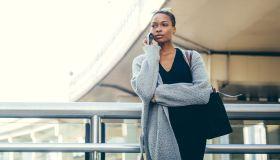 Modern black woman