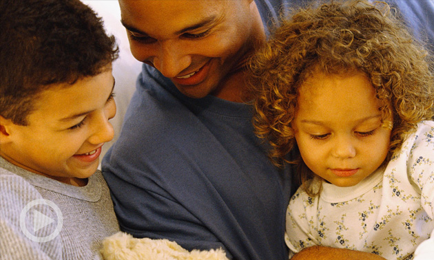 Black Dads Matter: Are Fathers Really Optional And Irrelevant? [VIDEO]