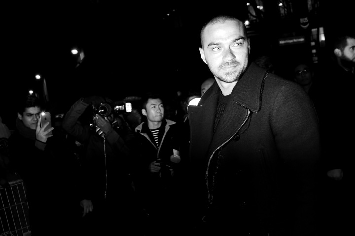 Beauty & Brains Too: 10 Pics Of Jesse Williams Looking Absolutely Delicious!