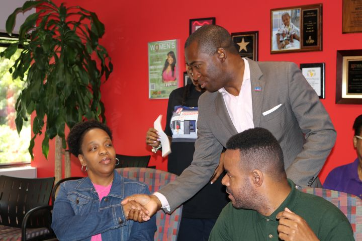 Mayor Levar Stoney - Send a Kid to Camp