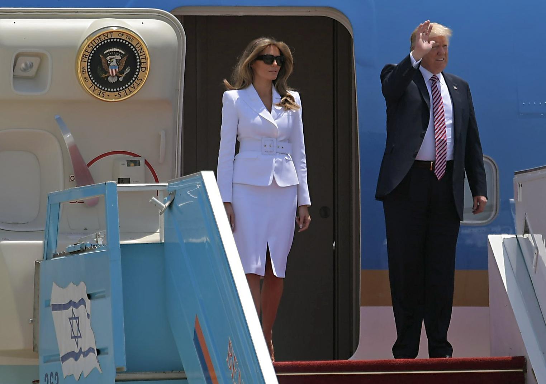 ISRAEL-US-TRUMP-DIPLOMACY