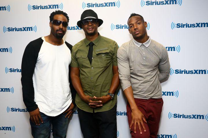 Celebrities Visit SiriusXM Studios - July 17, 2014