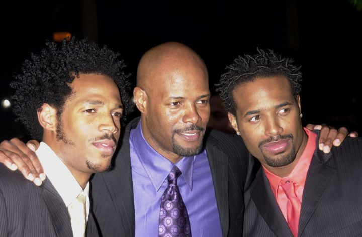 FILM PREMIERE: 'SCARY MOVIE 2' BY K. IVORY WAYANS